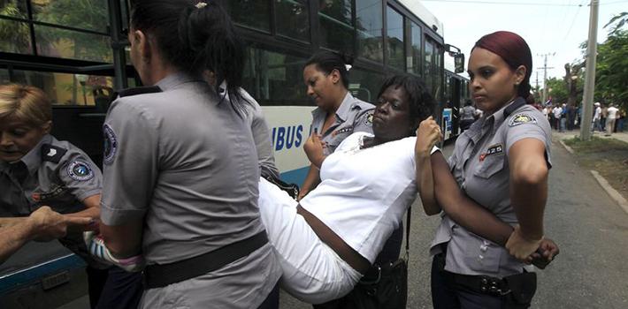 Petición al Papa Francisco para que las Damas de Blanco puedan asistir a Misa en Cuba