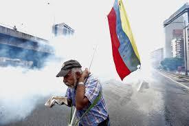 Un nuevo frente se ha abierto en la crisis venezolana