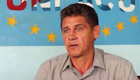 Preso político Jorge Cervantes en peligro de muerte por huelga de hambre