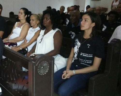 Ola de arrestos no impide misa en honor a Oswaldo Payá y Harold Cepero