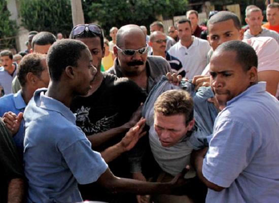 Casi 500 detenciones en agosto en Cuba