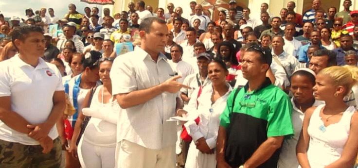 Coordinador de UNPACU depone huelga de hambre y agradece apoyo recibido