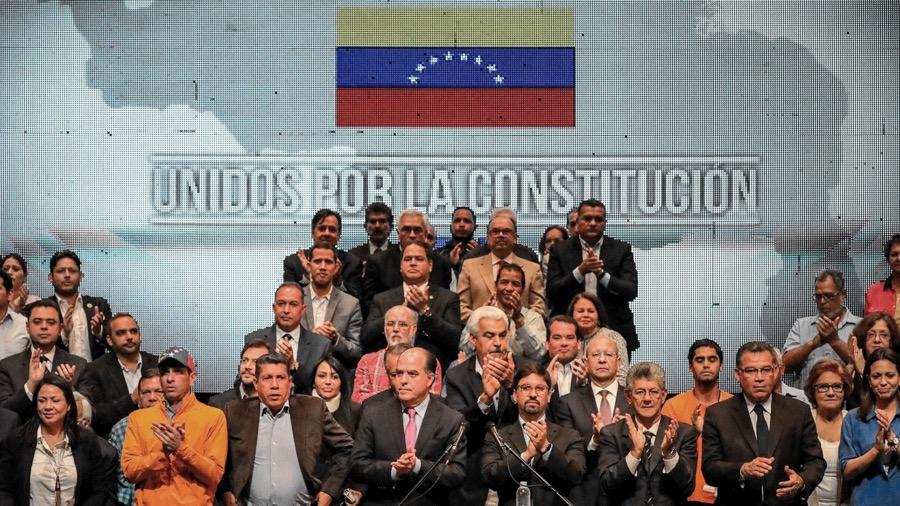 La oposición de Venezuela fue nominada al premio Sájarov a «la libertad de conciencia»