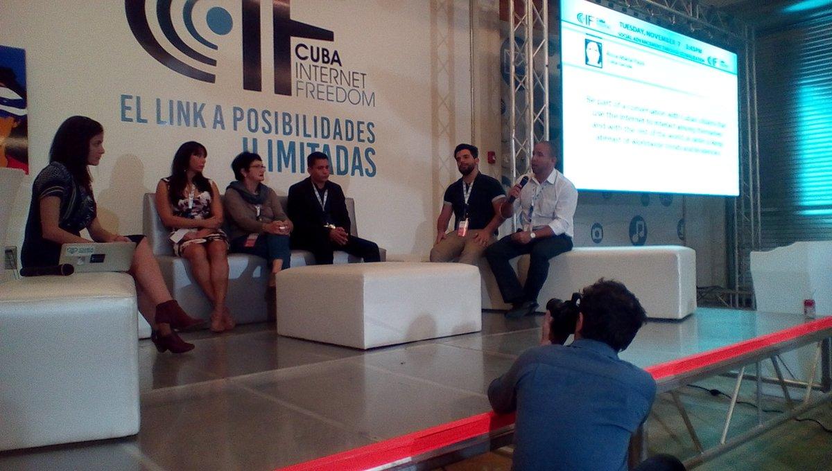 Cuba internet freedom y el avance de las redes sociales
