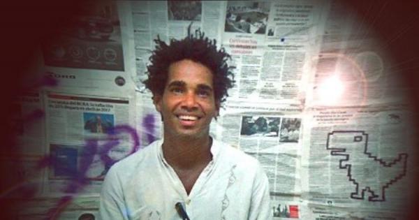 Artista cubano detenido y acusado de 'Receptación'