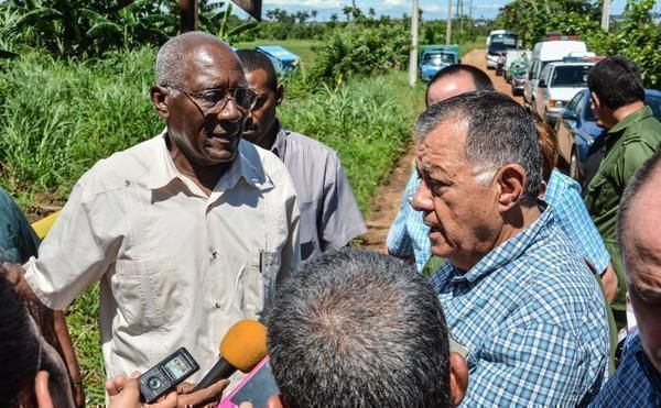 El accidente de aviación: punto de giro en Cuba