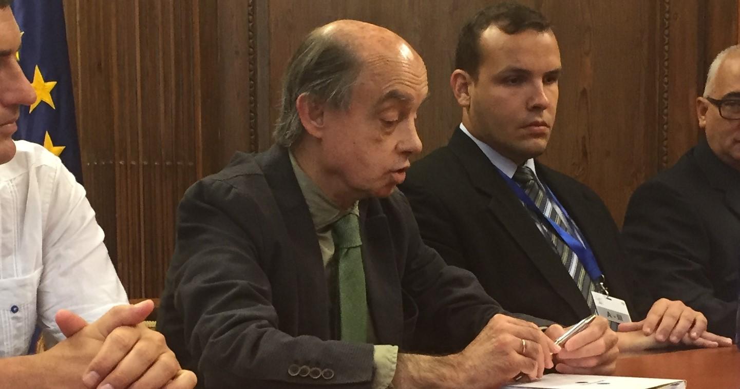 Cs pregunta al Gobierno si tomará medidas para la libertad del preso de conciencia cubano Ariel Ruiz Urquiola