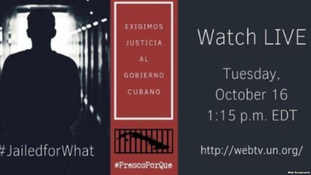 Apoyo con todas mis fuerzas la campaña: Encarcelados ¿por qué?