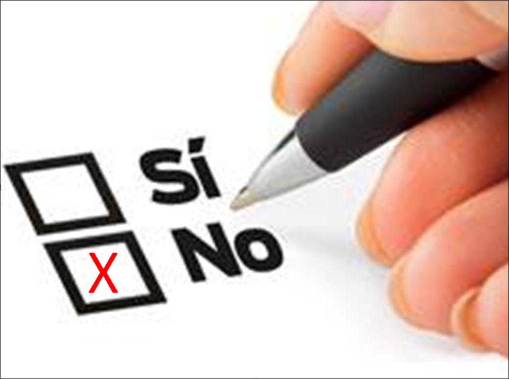 """El """"NO"""" de Cuba"""