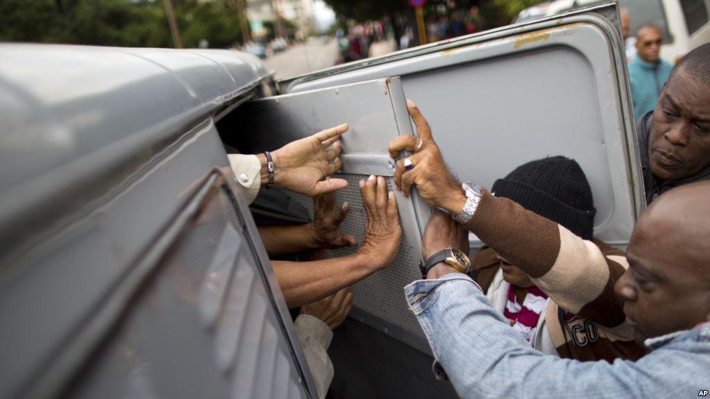 Informe sobre violaciones de Derechos Humanos en Cuba / Report on Human Rights violations in Cuba
