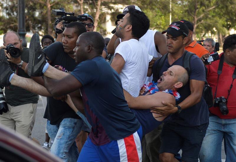 Observatorio Cubano de Derechos Humanos denuncia ante la ONU la represión del gobierno de Cuba a la Marcha Alternativa contra la Homofobia