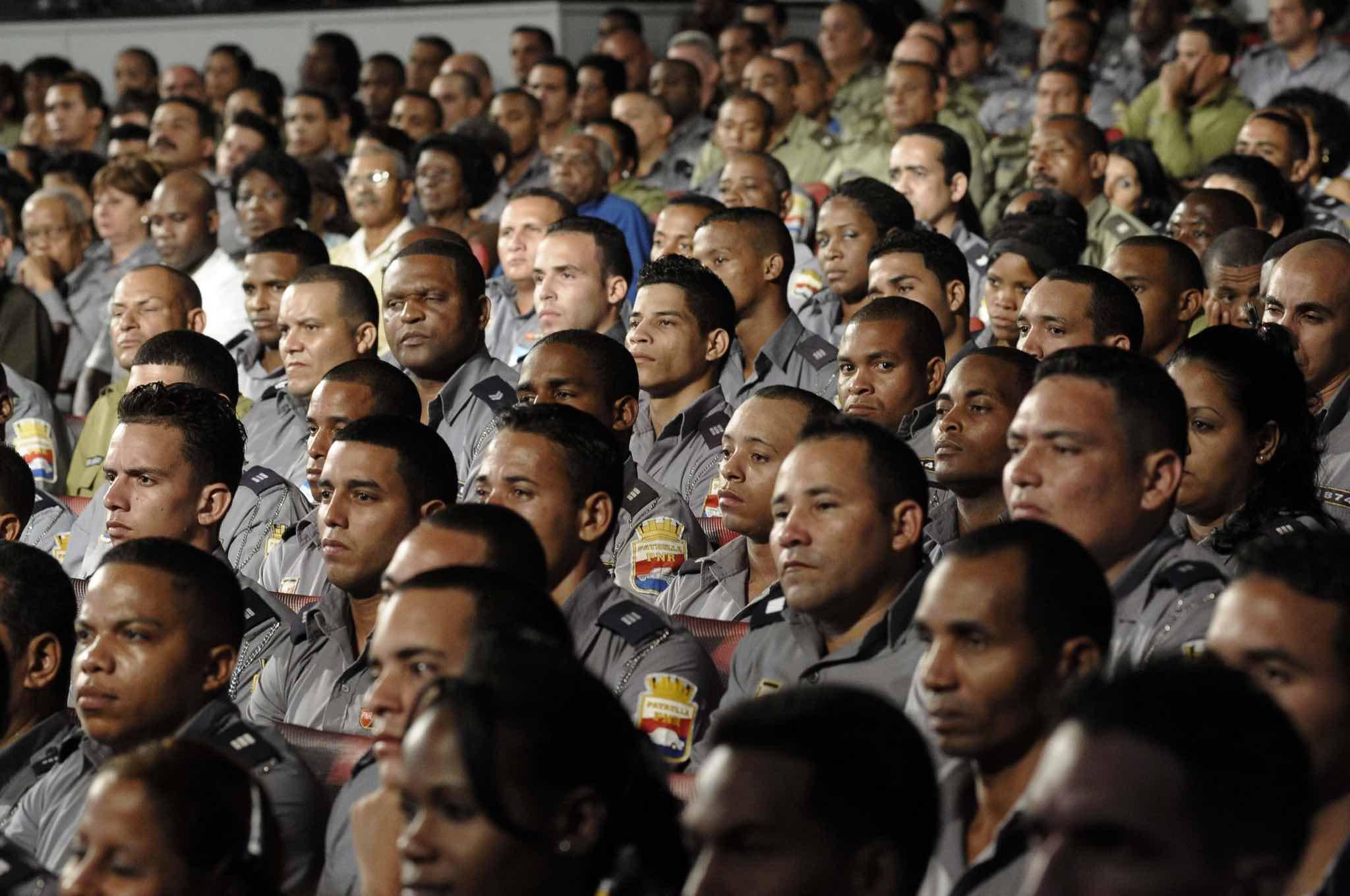 El MININT y la PNR violan la nueva Constitución con total impunidad