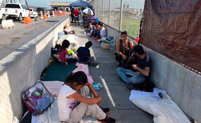 Observatorio Cubano de Derechos Humanos condena los abusos, extorsiones y extremas condiciones de los emigrantes cubanos en la frontera entre México y EEUU