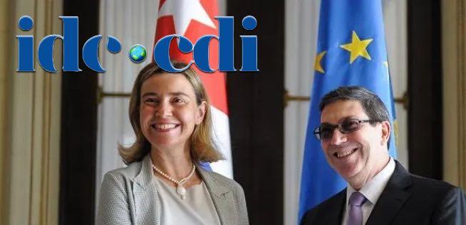 Resoluciones sobre Cuba aprobadas por la Internacional Demócrata Cristiana