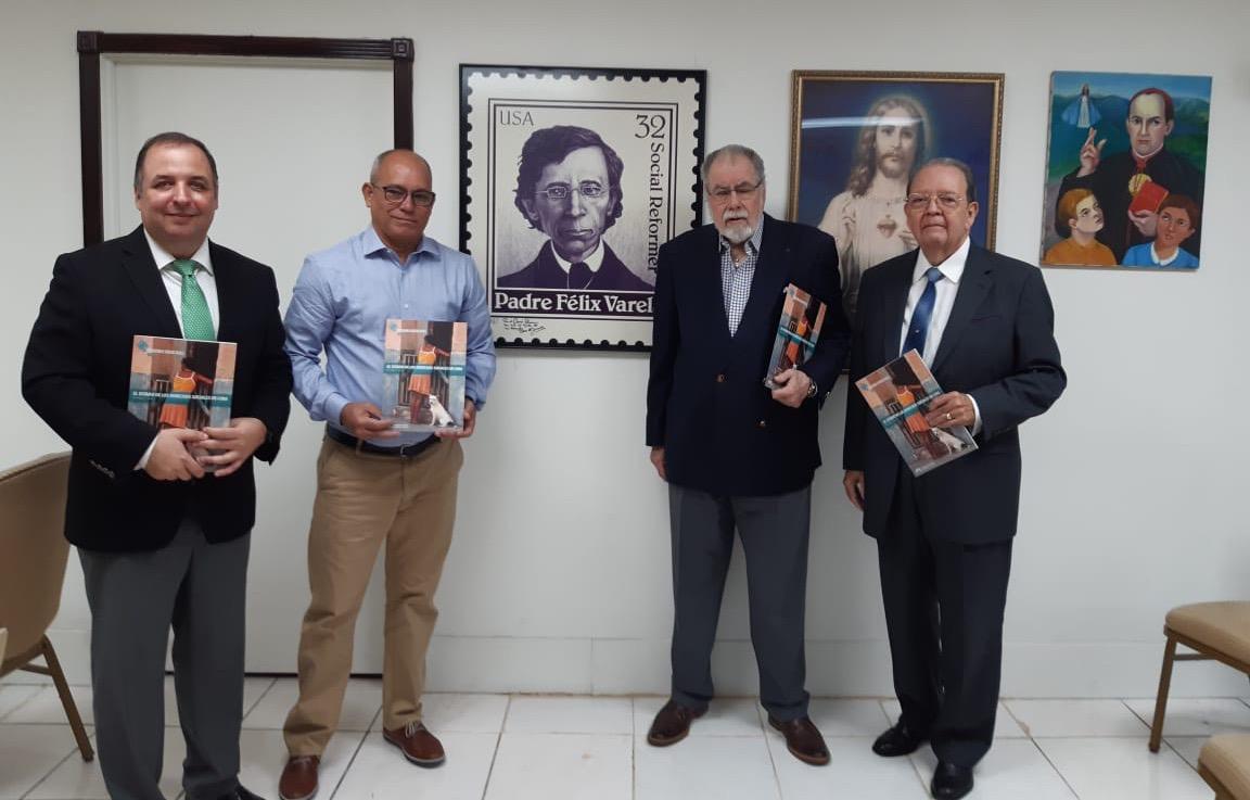 Observatorio Cubano de Derechos Humanos y Participatory Democracy Cultural Initiative denuncian en Miami el clima represivo en la isla y presentan el Primer Informe sobre Derechos Sociales