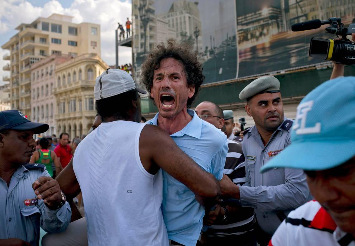 Observatorio Cubano de Derechos Humanos condena la detención del periodista y activista Boris González Arenas y la escalada represiva en Cuba