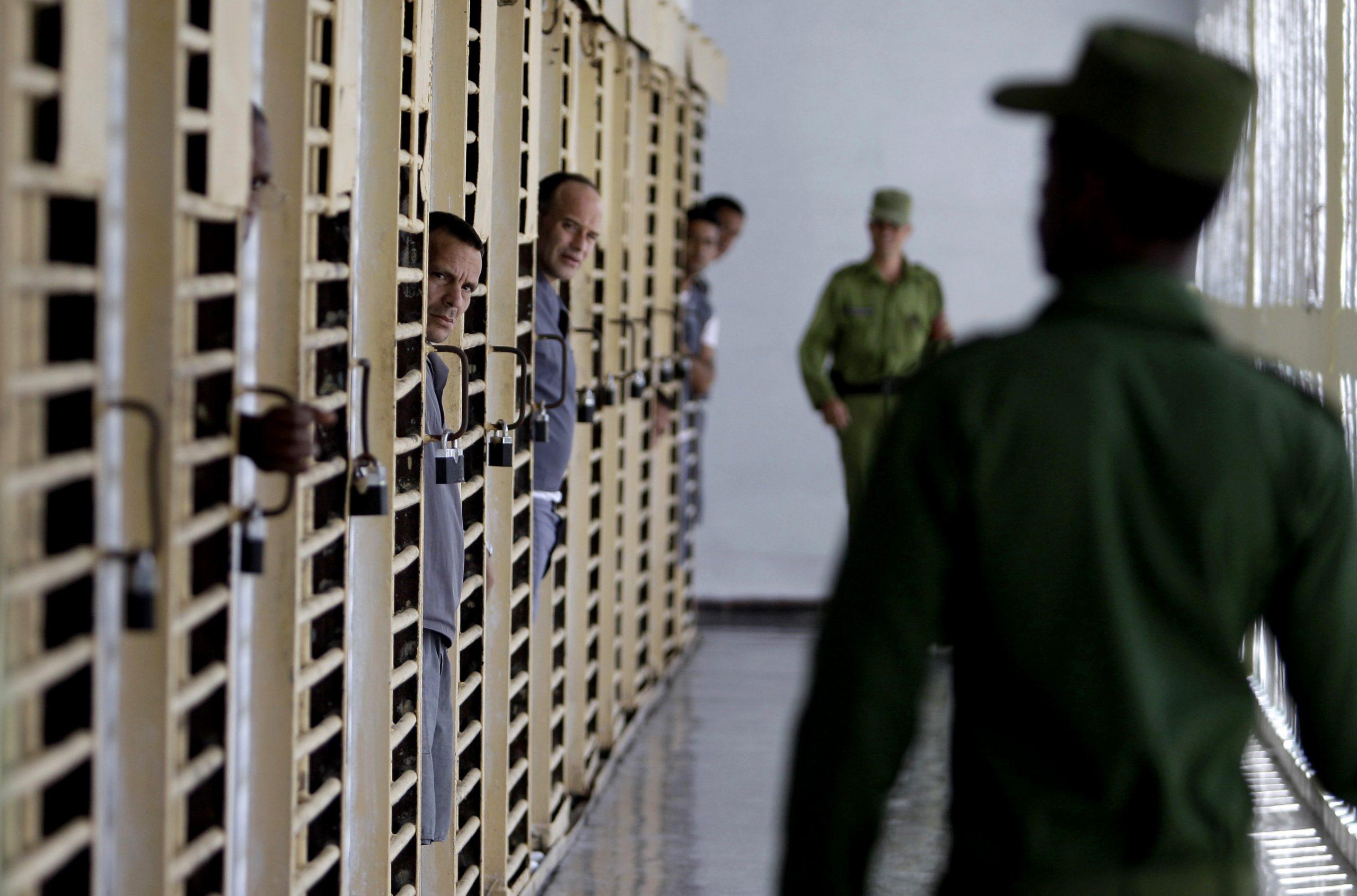OCDH: Excarcelación de 6 mil 579 presos en Cuba es una medida positiva en el combate contra el Covid-19