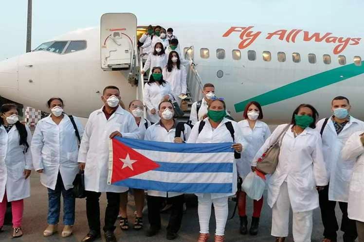 OCDH pide a Gobierno español no participar en «prácticas ya cuestionadas por Naciones Unidas» sobre la contratación de misiones médicas cubanas