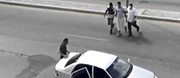 OCDH condena ola represiva del gobierno de Cuba contra protestas por racismo y violencia, tras muerte de joven negro a manos de la policía cubana