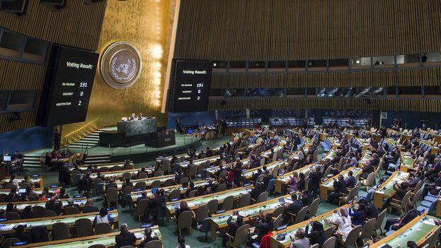 OCDH: «Es inconcebible que Cuba se postule al Consejo de Derechos Humanos sin ratificar o respetar al menos 16 tratados internacionales»