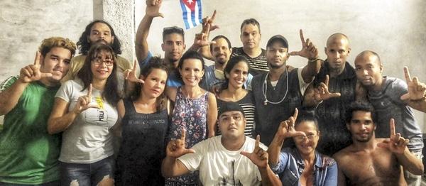 OCDH exige poner fin a represión contra artistas del Movimiento San Isidro y la liberación de los presos políticos