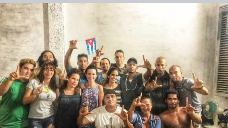 Al Consejo de Derechos Humanos de Naciones Unidas.  Preocupación por la seguridad y libertad personal de los jóvenes que se manifestaron el pasado 27 de noviembre frente a la sede del Ministerio de Cultura en La Habana, Cuba