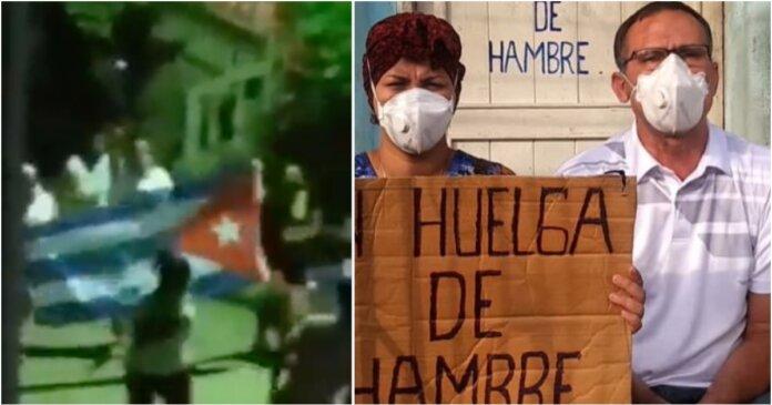 OCDH: El gobierno cubano debe atender las demandas de los ciudadanos y detener la represión