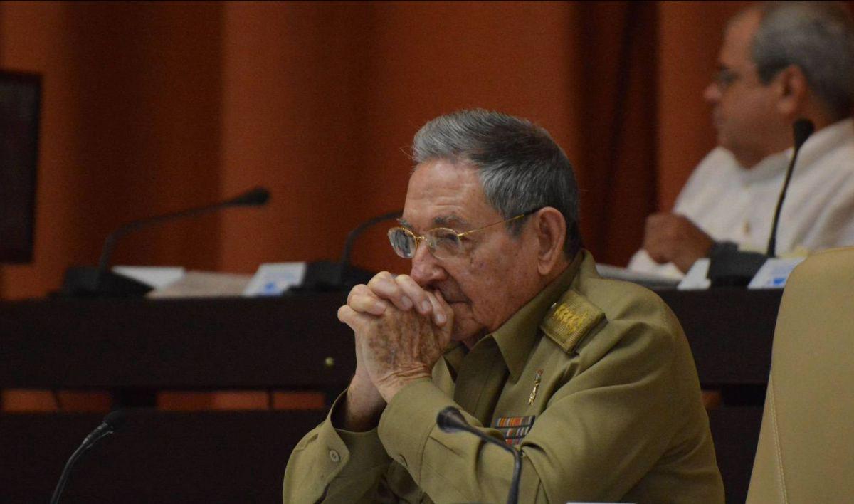 OCDH: Raúl Castro abandonará la jefatura del Partido Comunista en medio de la peor crisis en más de un siglo en Cuba