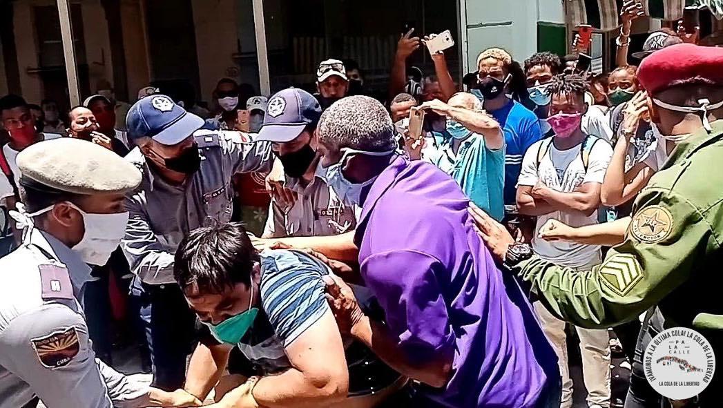 OCDH: Casi un millar de acciones represivas en Cuba