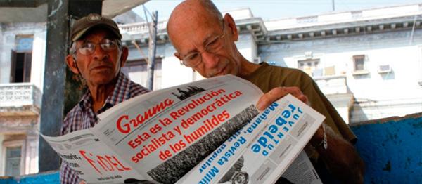 Libertad de prensa en la Cuba de hoy