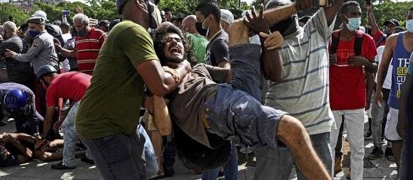 El Observatorio Cubano de Derechos Humanos denuncia la indefensión judicial de los detenidos en Cuba y la cacería contra los manifestantes