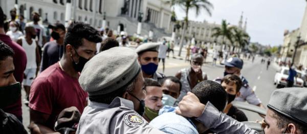 OCDH: «Las peticiones fiscales contra manifestantes en Cuba equiparan las protestas con los delitos de homicidio»